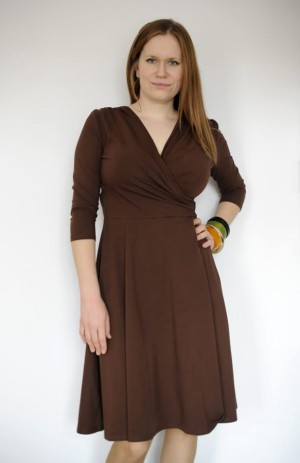 LTD: Koperta czekoladowa - Dress