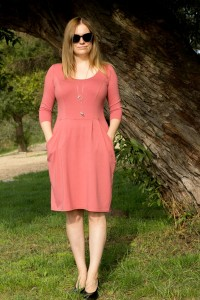 Krokus dusty cedar - Dress