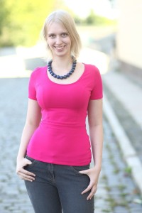 Wodnik hot pink - Top