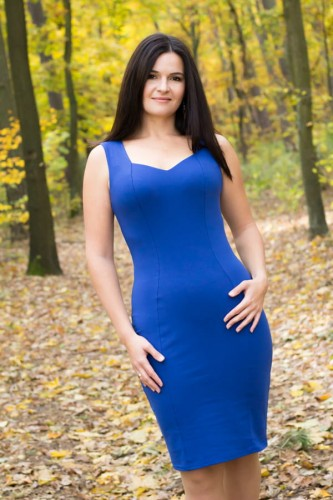 5f74af31d9 Mała monaco blue - Sukienka - Urkye