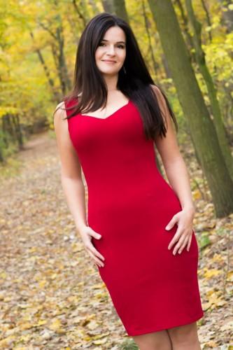 f653302625 Mała czerwona - Sukienka - Urkye